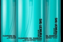 Anti-Oil Shampoo / This deep-cleansing shampoo removes impurities from your scalp and hair. It leaves your hair refreshed and lightly moisturized throughout the day.  http://www.shuuemuraartofhair-usa.com/