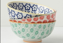 Tableware / One day, when the children leave home, I will buy nice tableware like this! ; )