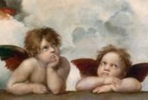 RAFFAELLO / Un pittore (1518 - 1520) che amava follemente le donne, si dice che sia morto giovanissimo per il troppo amore. Per fortuna ha lasciato le sue meravigliose opere che sono immortali