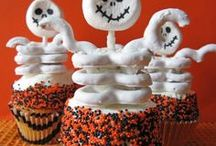 Halloween Treats and Baking / Trick or Treat, find cool Halloween baking accessories at Amazon / by Amazon.com