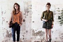 Wardrobe Inspiration / by Lauren K
