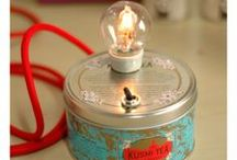 inspiration  |  recycle / brilliant ideas for recycling / upcycling old bits and bobs