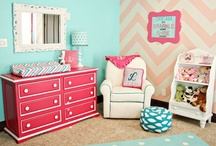 Fun Future Kids Rooms Ideas / by That Girl Kendall Creative