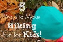 Kid Activities / Fun things for you and your kiddos to do!