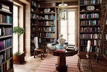 reading room / by Brooke Jacoby