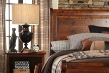 Simply Amish For the Bedroom / A sample of bedroom furniture from Simply Amish