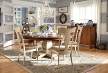 Simply Amish For the Dining Room / A small sample of dining room furniture from Simply Amish.
