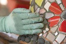 Crafts - Mosaics / by Brenda Morris