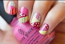 Nice nail arts