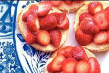 Smooth strawberries / by Mirjam Nugteren