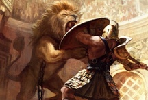 Reference {Gladiator} / reference for a possible cg film