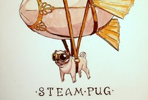 Reference {Steampunk Airships} / references for a cg model