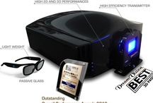 DreamVision Yunzi BEST Full HD Passive 3D Home Cinema Projector