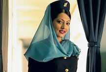 Airline uniforms / National and brand identity through clothing