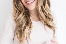 Hair Color & Style Ideas / Stylish hair cuts, styles and dye to get inspired!  Think celebrities, bloggers and public figures hair!  From ombré, balayage, caramels, blondes...
