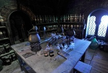Reference {Potions Room}