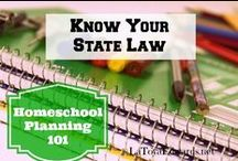 Homeschool Helps / Resources and ideas for homeschooling