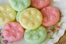 Recipes:  Candy Crush / by Jerri Gullion