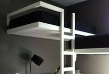 inspiration  |  small space / brilliant ideas to make the most of your space
