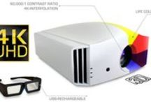 DreamVision Yunzi+ 1 4K UHD Active 3D Home Cinema Projector