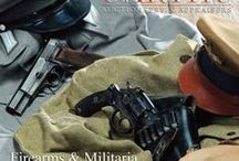 2014-10 Firearms & Militaria Auction / On October 4th, bidding will ignite over the 250 lots of firearms and militaria set to cross the block at Garth's Auctions. Firearms ranging from American to foreign military weapons and accessories are among the highlights