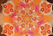 Quilts - Kaleidescope / Milliefiorie / One Block Wonder / by Brenda Morris