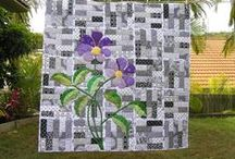 Quilts - Black & White / by Brenda Morris