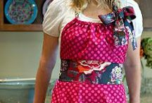 Sewing - Clothing and Things to Wear / by Brenda Morris