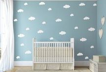 kids  |  boy's nursery / ideas for creating a beautiful nursery for your baby boy