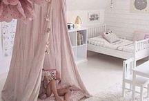 kids  |  girl's room / inspiration for girl's room interiors