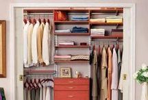 Damn They're Good / Organized spaces & things. #organizingporn #decluttering #organizing #inspiration #DIY #home