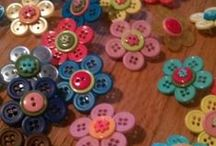 Crafts - Buttons / by Brenda Morris
