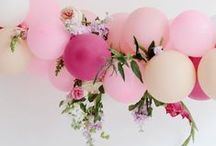 inspiration  |  celebration / simple decorations for celebrations