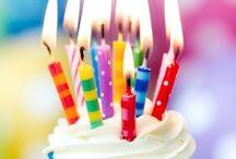 Aniversário / Mensagens e felicitações