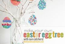Easter / Easter recipes, food, crafts, decor and kids activities.