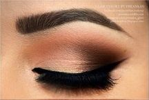 Makeup madness / Makeup inspirations, styles, and etc. / by Caitlin Salhany