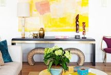 living spaces / by Natalie French Alexis