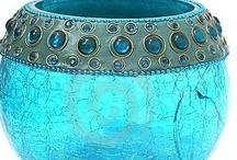 Tealquoise / Teal and Turquoise  / by Shelia McCollough