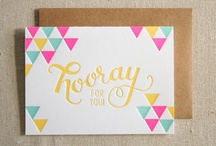 I Love Letterpress / by Cath Edvalson