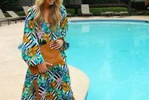 Summer/Spring fashion / by Caitlin Salhany