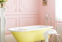 bathrooms / by Natalie French Alexis