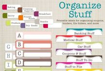 Amazing Organization! / by Amanda Rollins