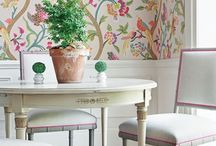 dining rooms / by Natalie French Alexis
