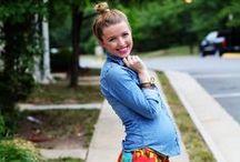 Pregnancy & breastfeeding / by Sonja Clark