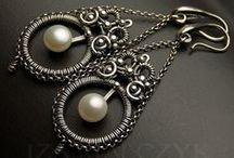 Jewelry - Metals / by Boryana Kolf