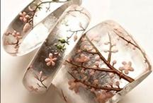 Jewelry - Plastic / by Boryana Kolf