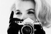 Marilyn / by Defne Erginler
