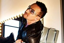 Bono. Oh My / Bono: he is all encompassing. How is this possible? / by Patty Matt