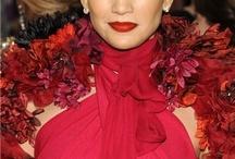 Fashion: Red Haute / by Defne Erginler