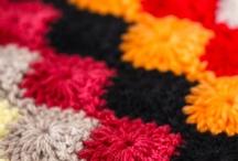 Knitting & Crochet blanket